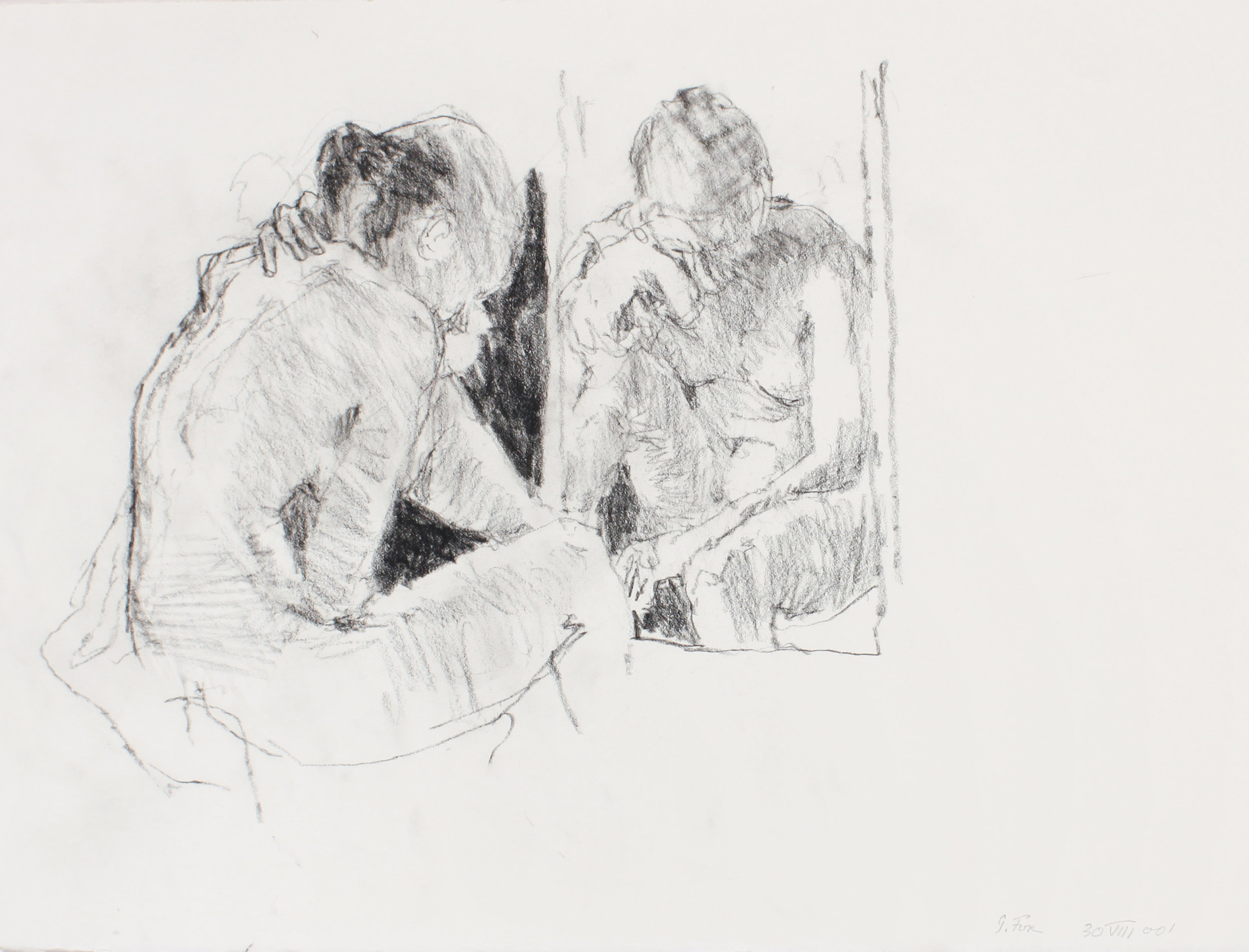 2001_Seated_Nude_with_Refelction_charcoal_on_paper_11x15in_WPF518.jpg