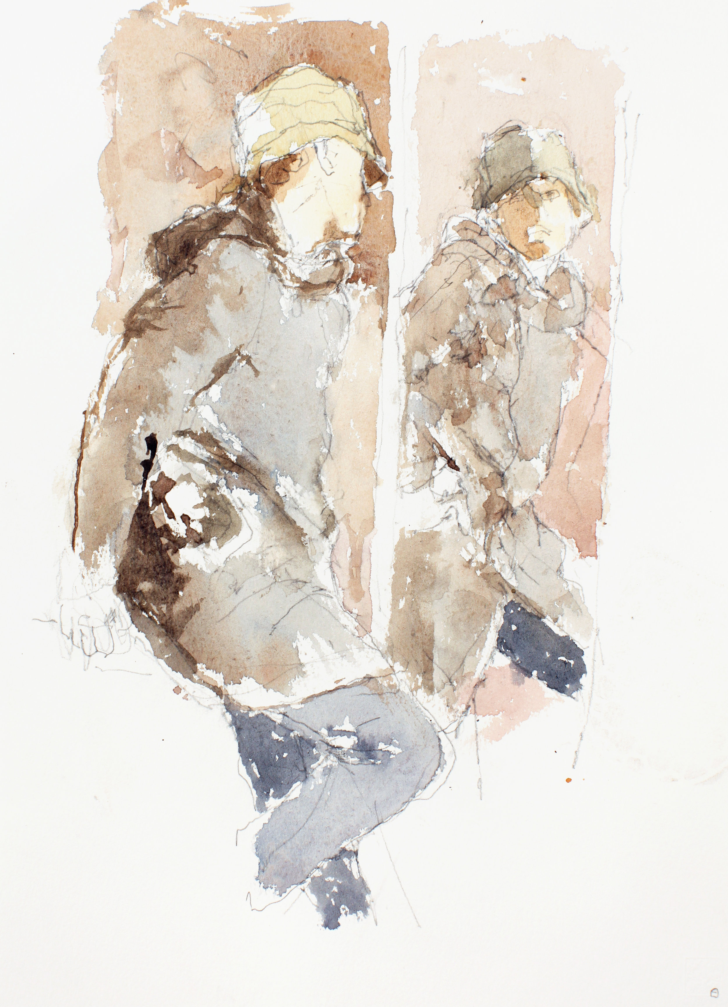 2007_Figure_with_Reflection_watercolour_and_pencil_on_paper_15x11in_WPF126.jpg