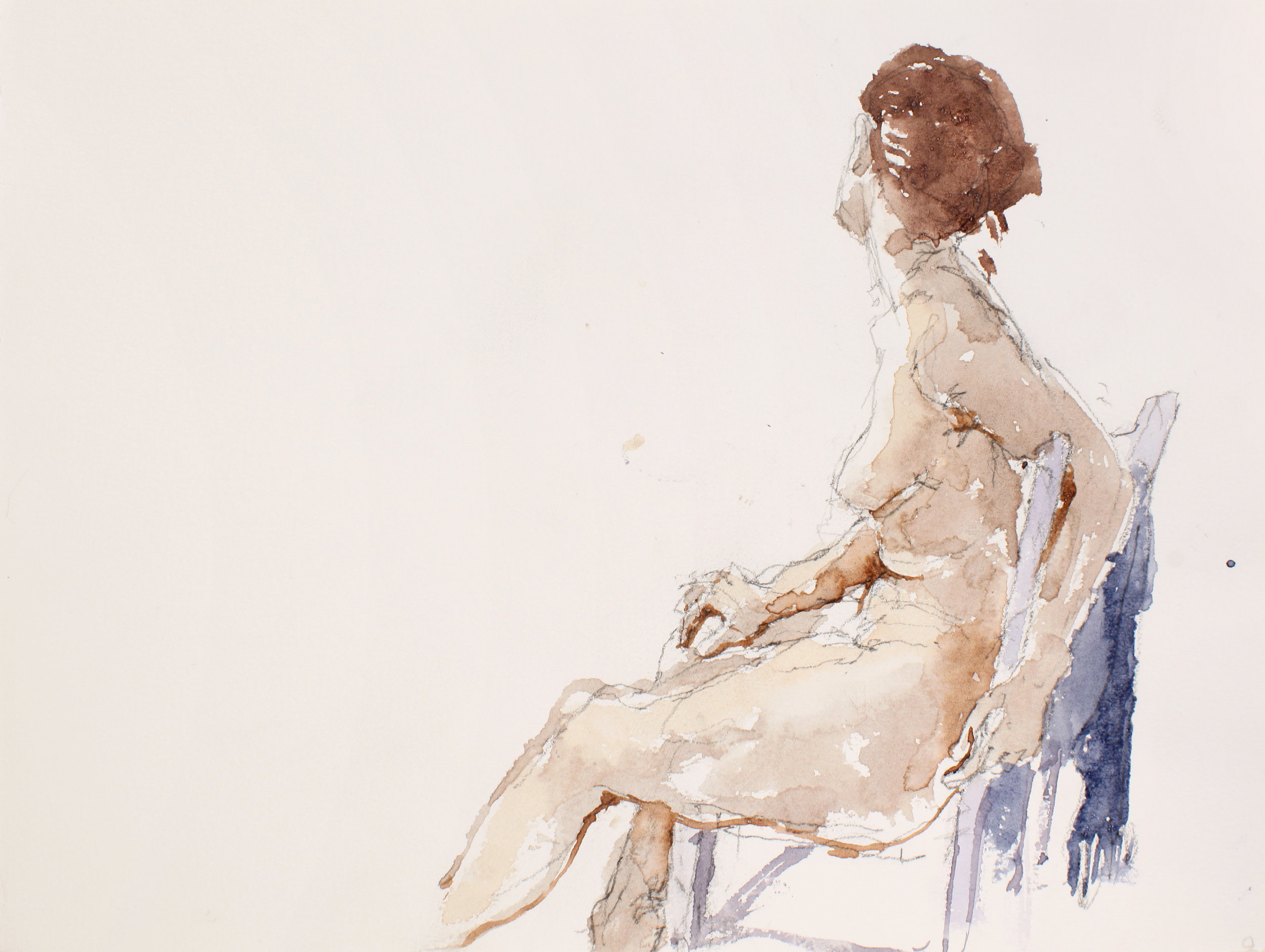 2008_Seated_Nude_in_Profile_with_Blue_Scarf_on_Chair_Back_watercolour_and_pencil_on_paper_11x15in_WPF563.jpg