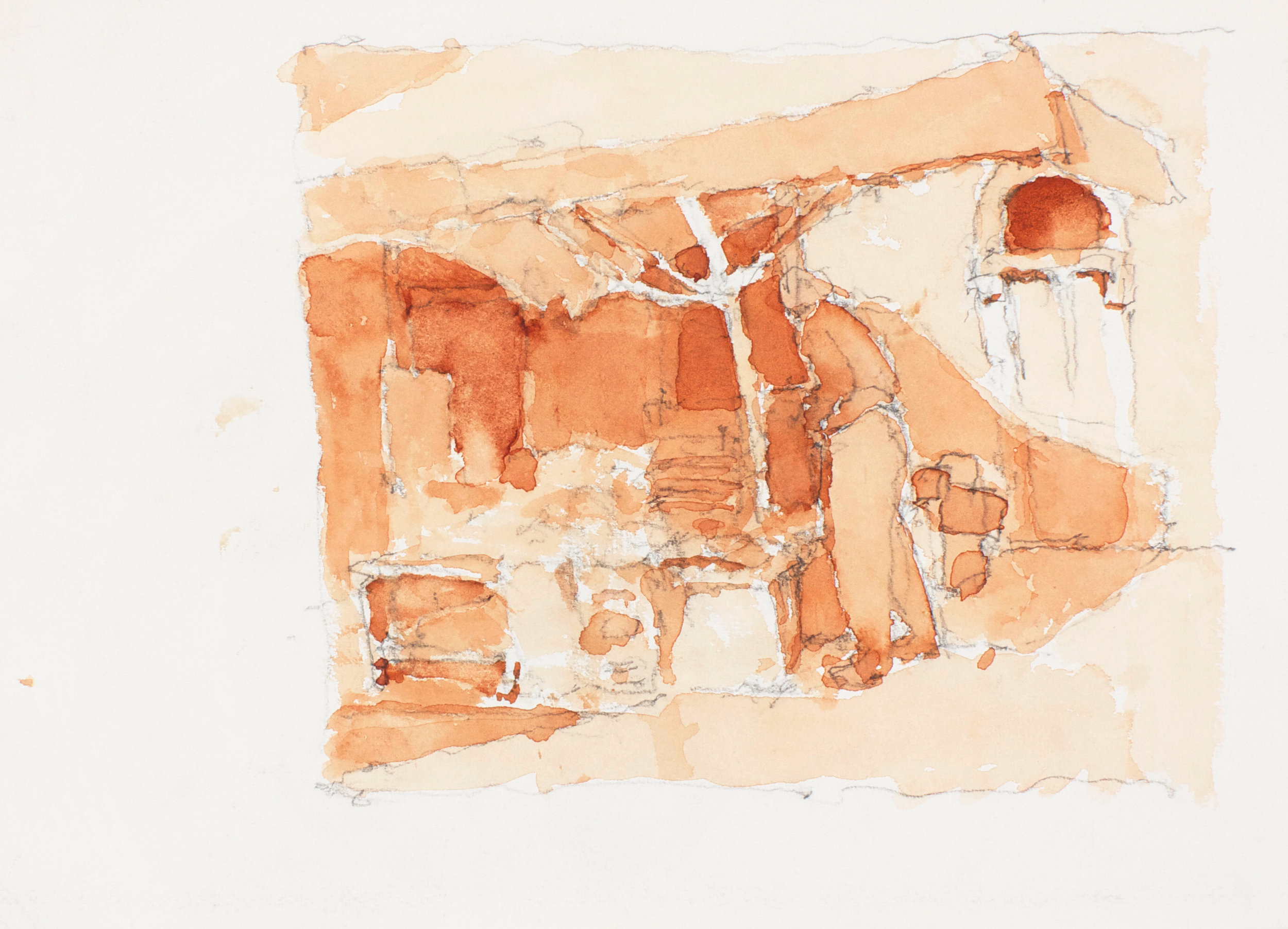2004_At_The_Market_Venice_watercolour_and_pencil_on_paper_10x14in_WPF313.jpg
