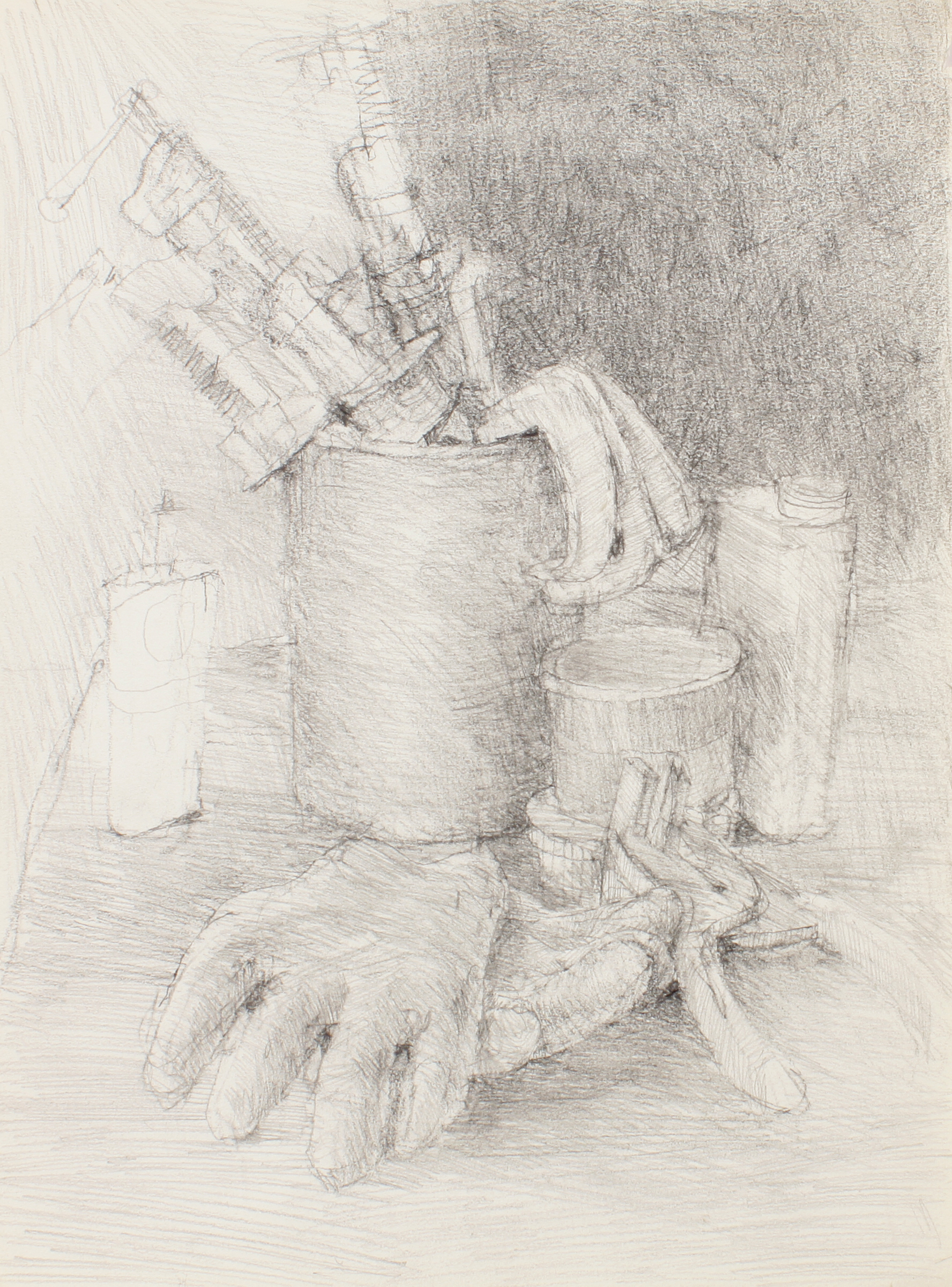 1990s_Tools_and_Gloves_pencil_on_paper_15x11in_WPF093.jpg