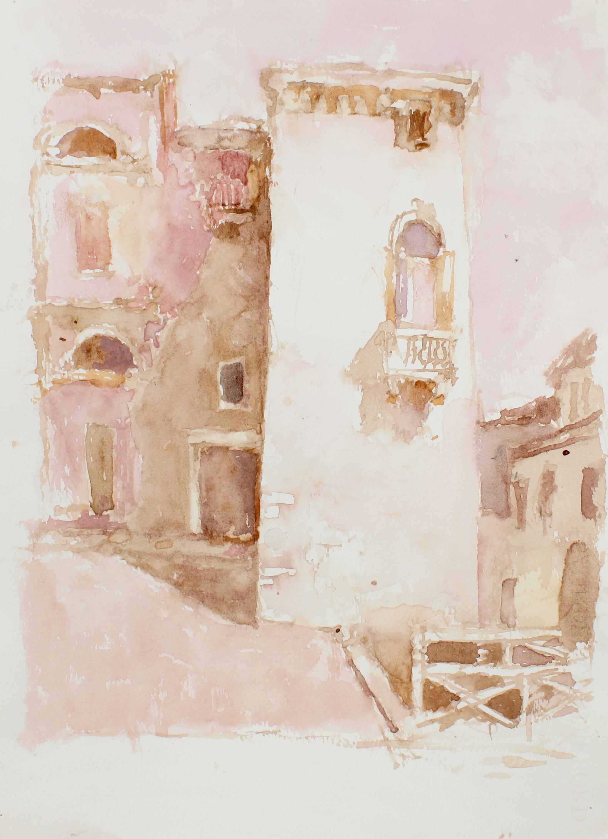 Campiello Church of San Franceco Venice