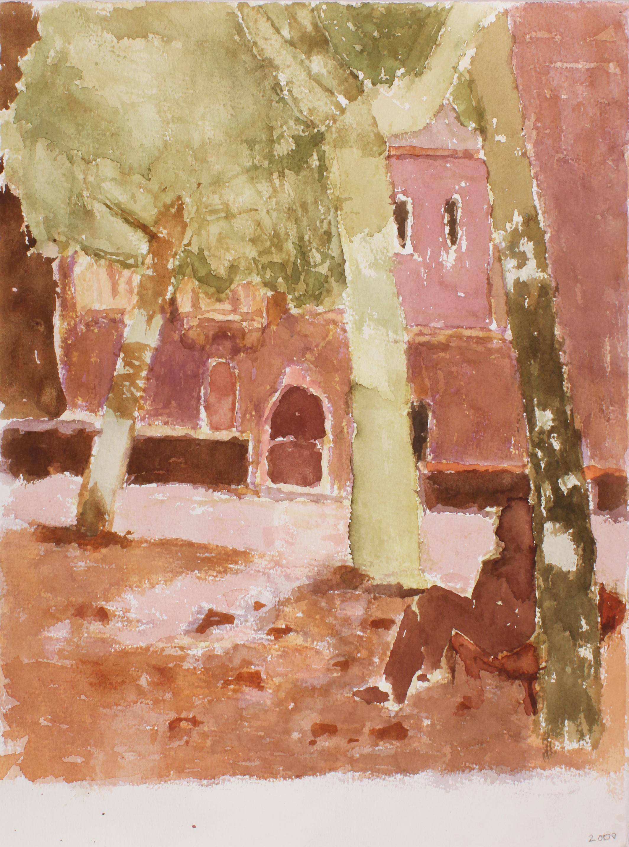 Buildings and Garden Cannaregio Venice
