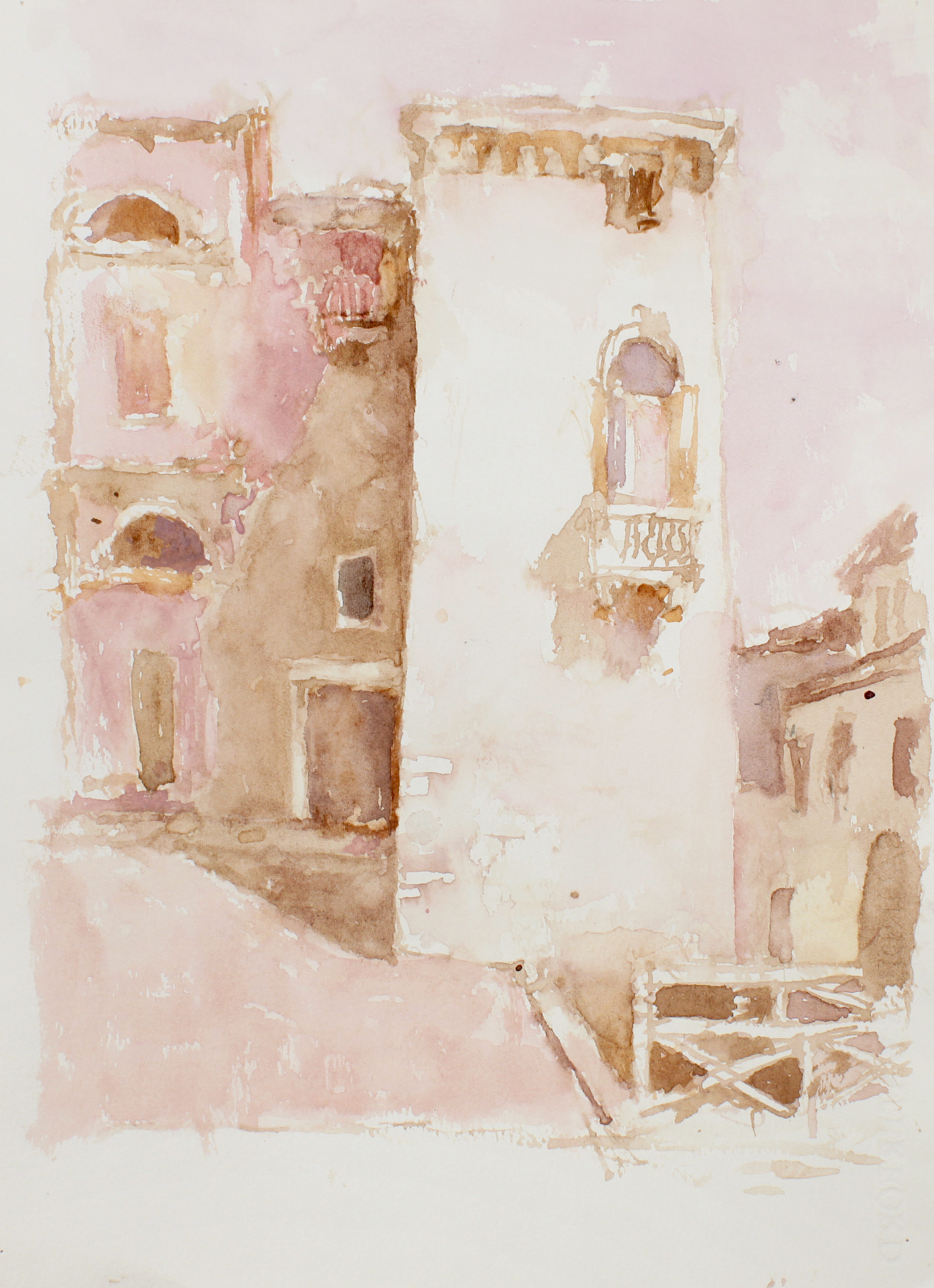 Campiello Church of San Franceco, Venice