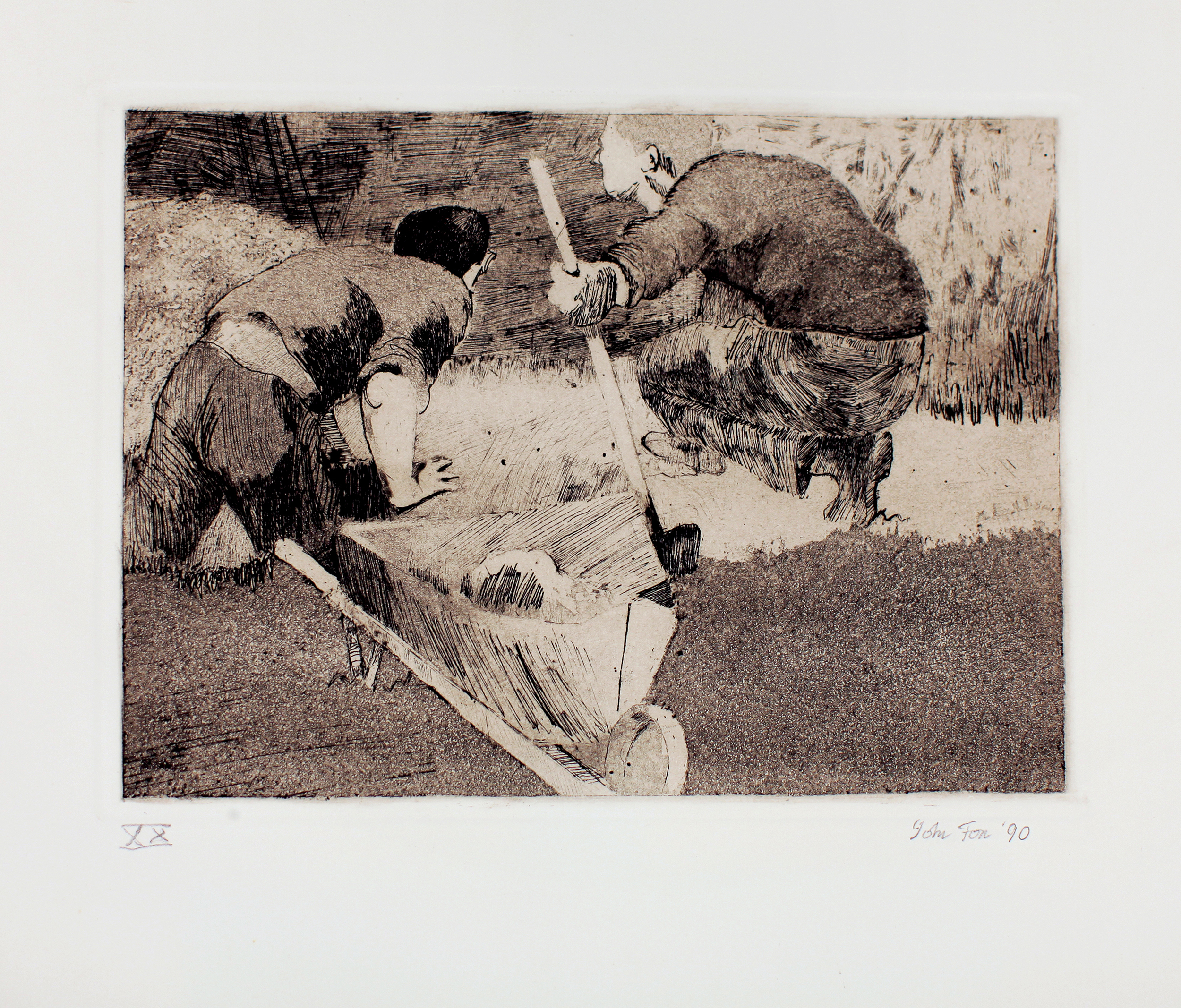 1990_Diggers_etching_drypoint_and_aquatint_on_paper_XX(state)_paper_14x14in_image_8x11in_WPF432.jpg
