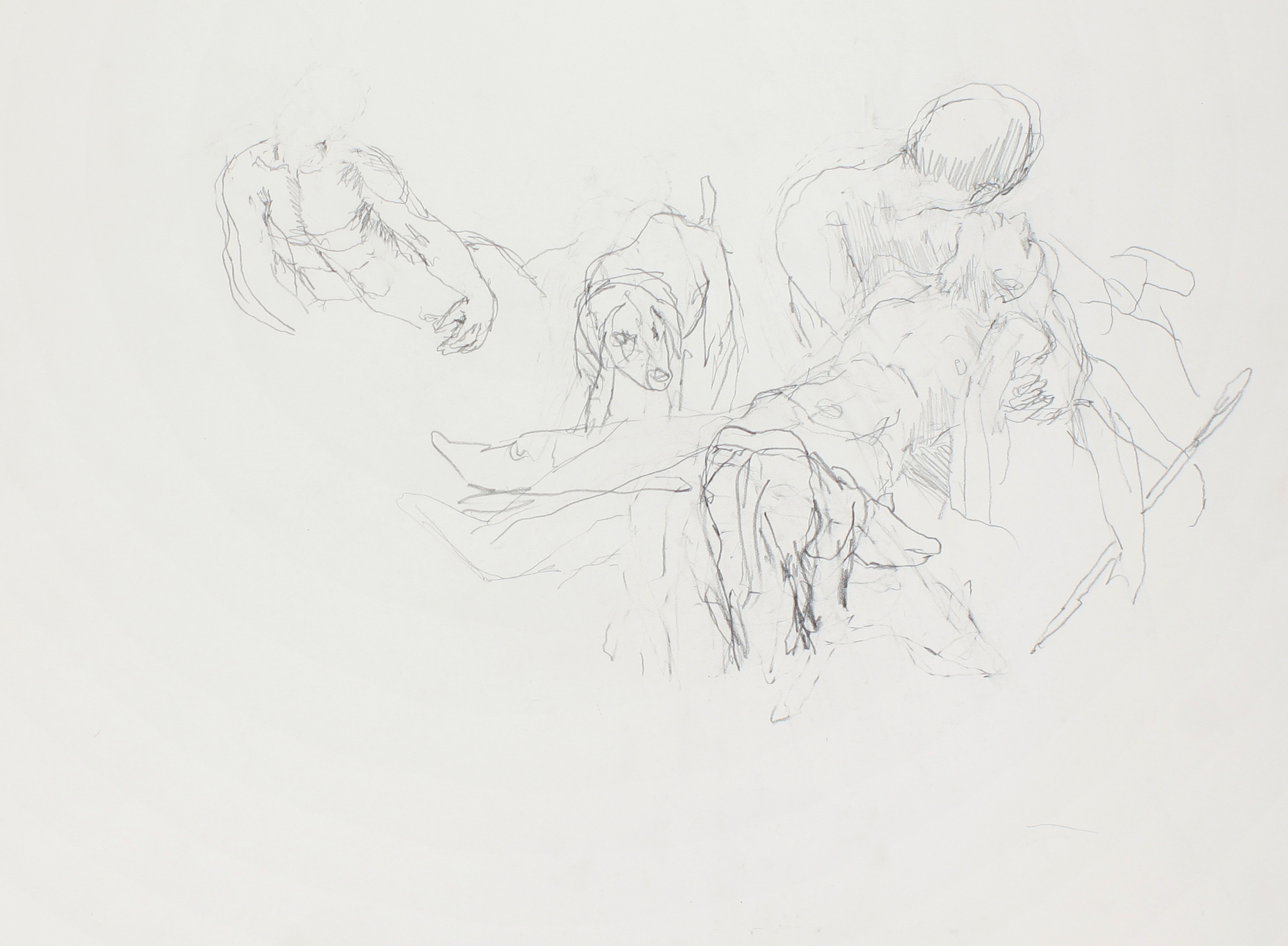 1987_Study_for_Finding_of_Procris_pencil_on_paper_11x15in_WPF632.jpg