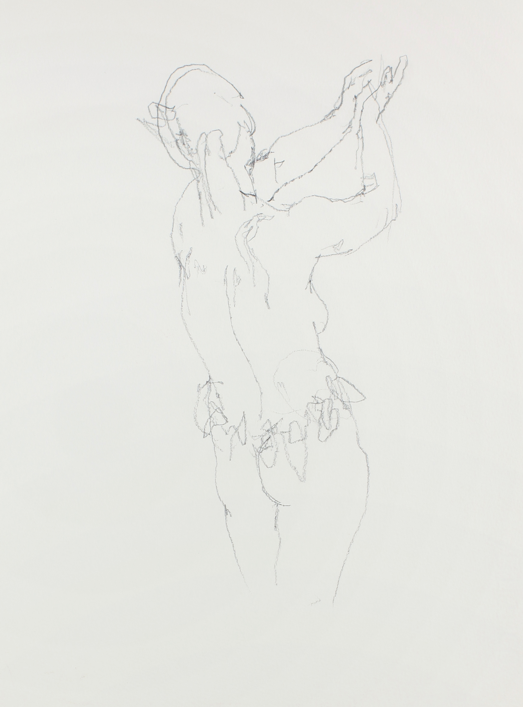 2003_Study_for_Death_of_Orpheus_pencil_on_paper_15x11in_WPF261.jpg