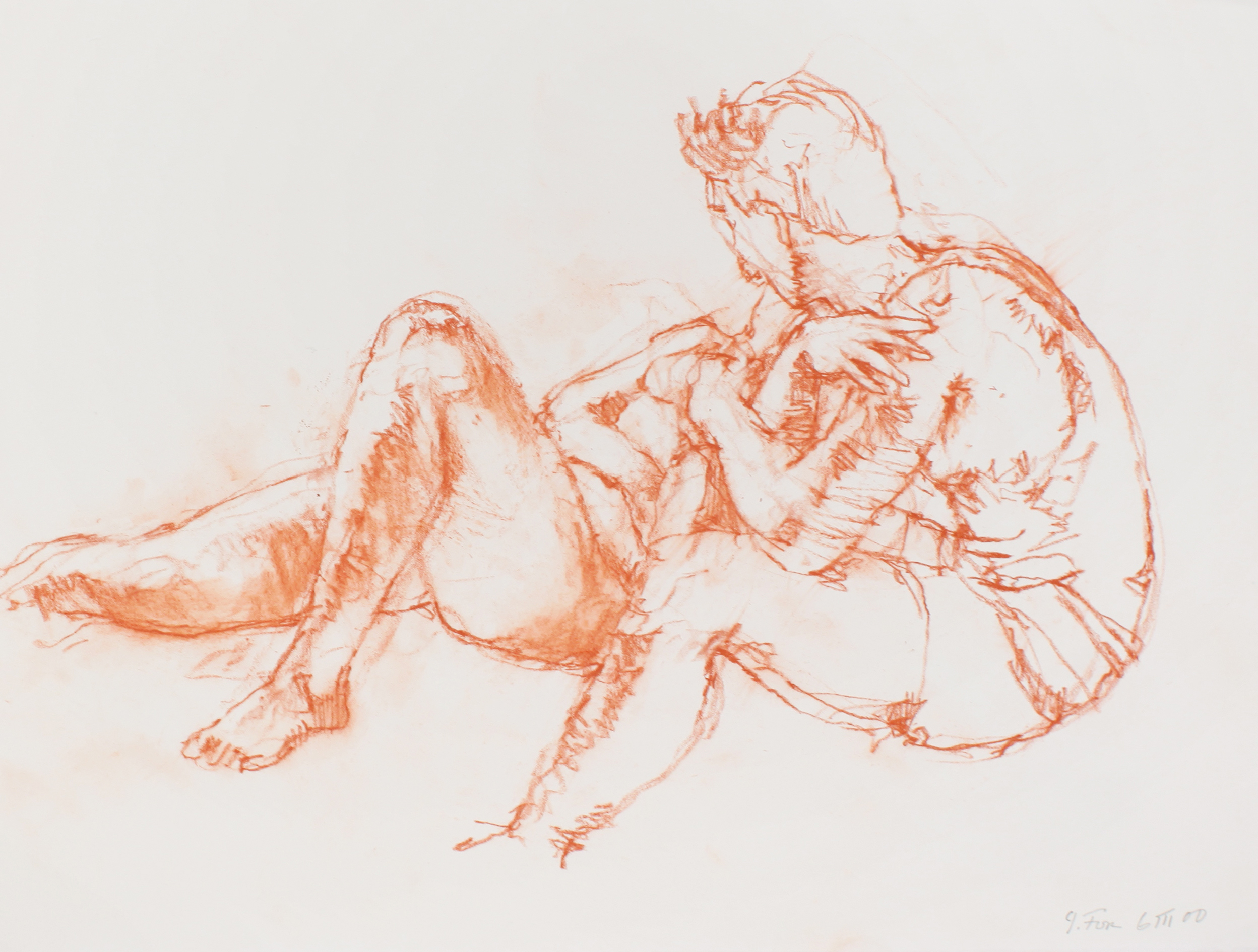 2000_Reclining_Female_and_Seated_Male_red_conte_on_paper_15x11in_WPF538.jpg