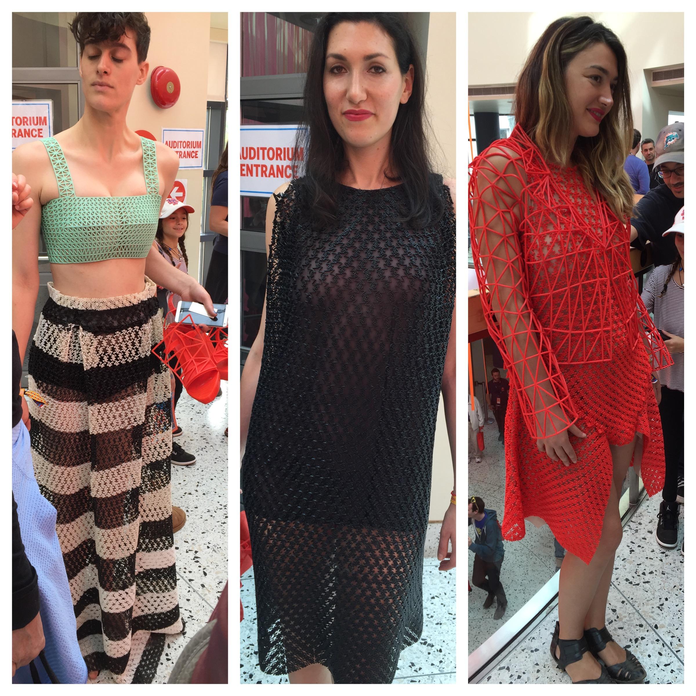 Danit Peleg's 3D Printed Fashion