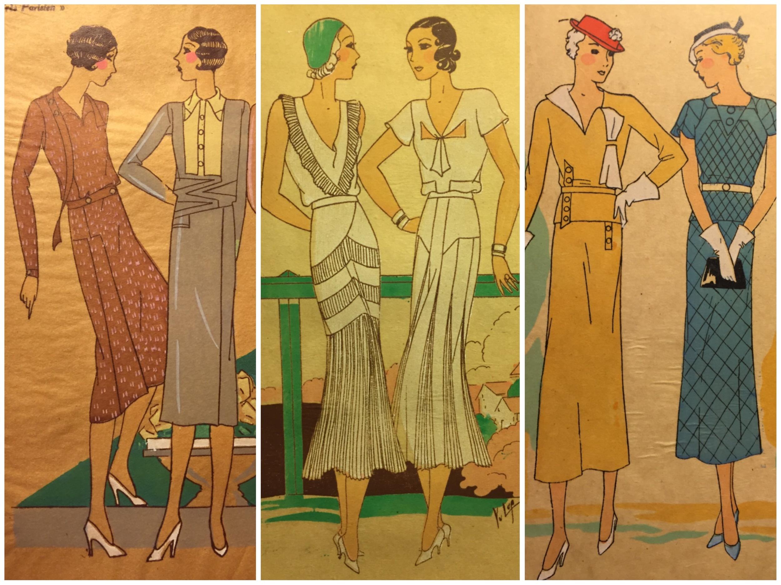 Tres Parisien 1930, 1930, 1933