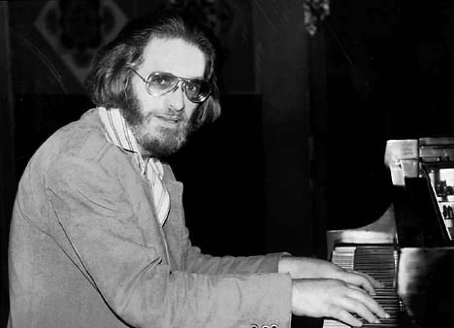 Bill Evans at Keystone Korner in San Francisco in 1980