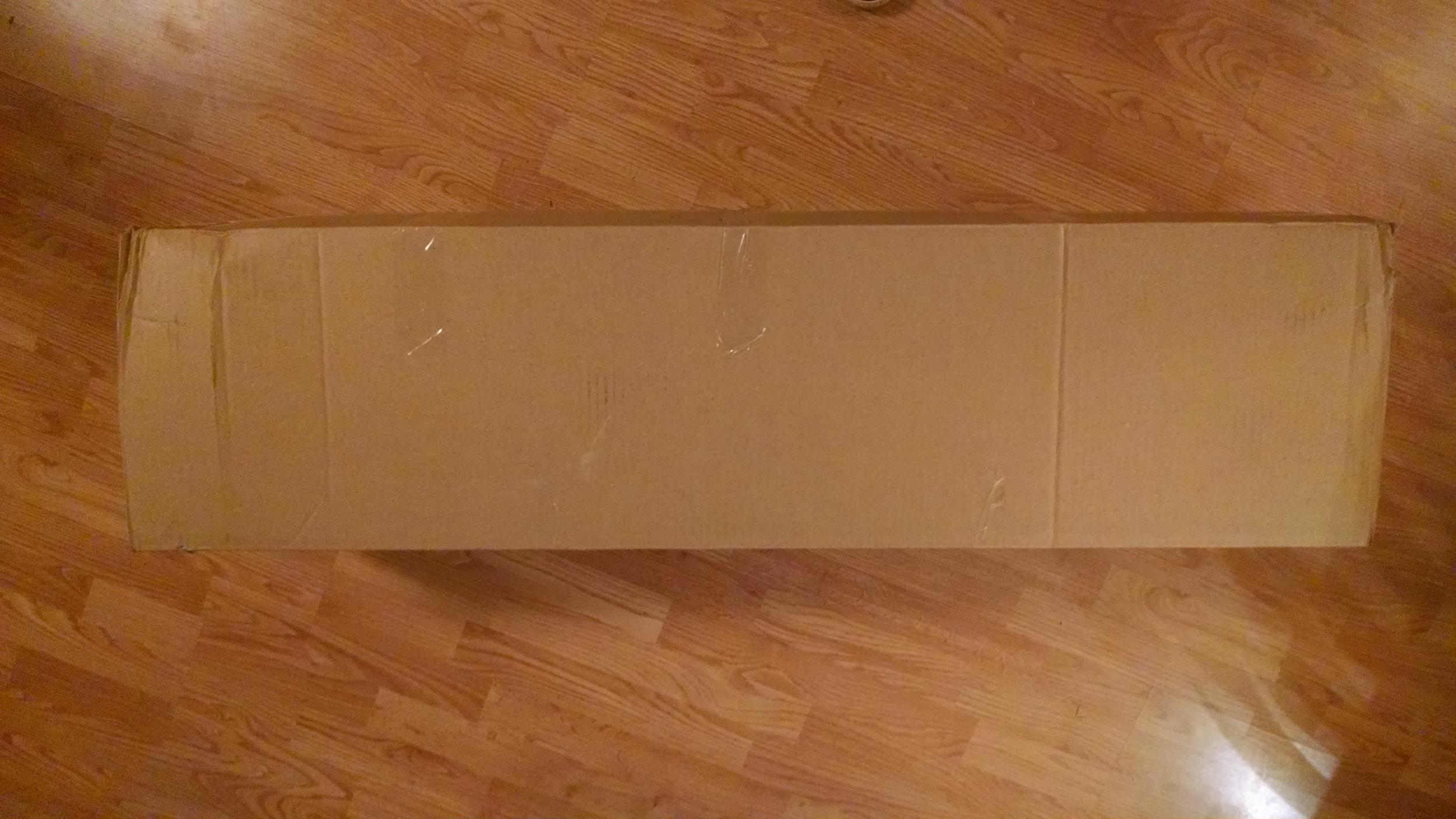 Our Long-Awaited Box
