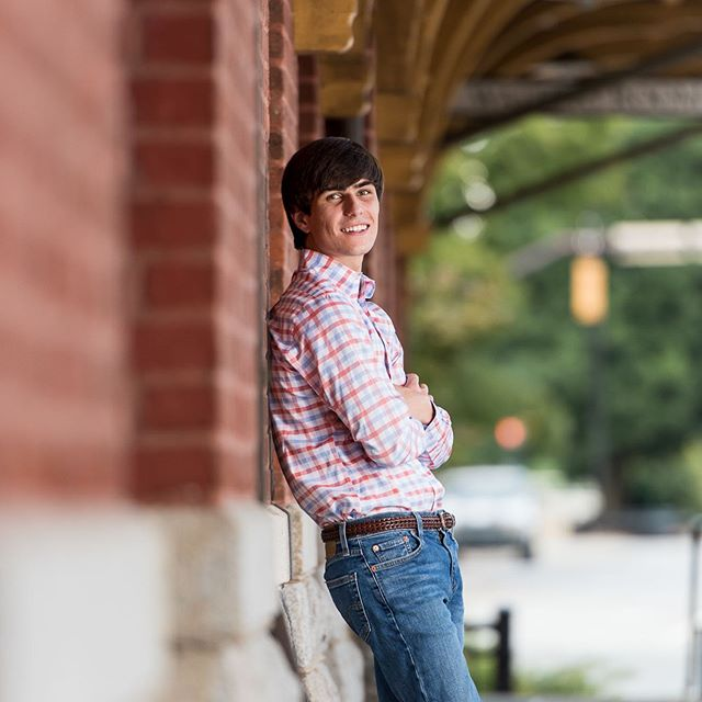Urban shoots are my favorite. We are so lucky to have such great architecture in High Point. The High Point Depot is the perfect backdrop. Chase was so great to work with. A handsome guy and an easy going spirit.  # # # # #urbanshoot #architecture #trainstation #highpointdepot #makeportraits #portraitphotography #portraits #highschoolsenior #naturallightphoto #ncphotographer #portraitphotographer #lifestylephotographer #handsome#toldwithexposure #makegoodart #lovewhatyoudo