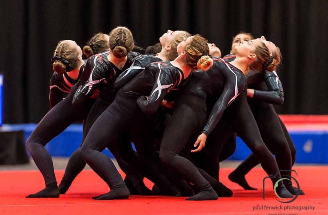 Junior Women's floor