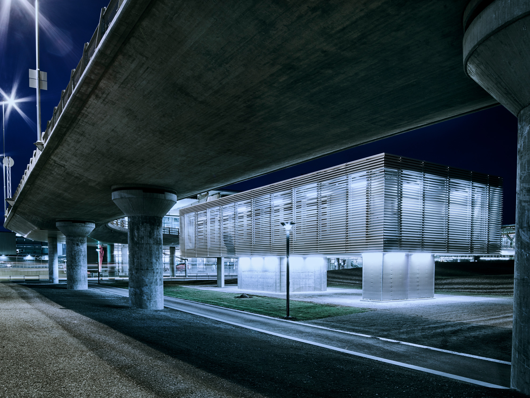 OSL. Oslo Lufthavn
