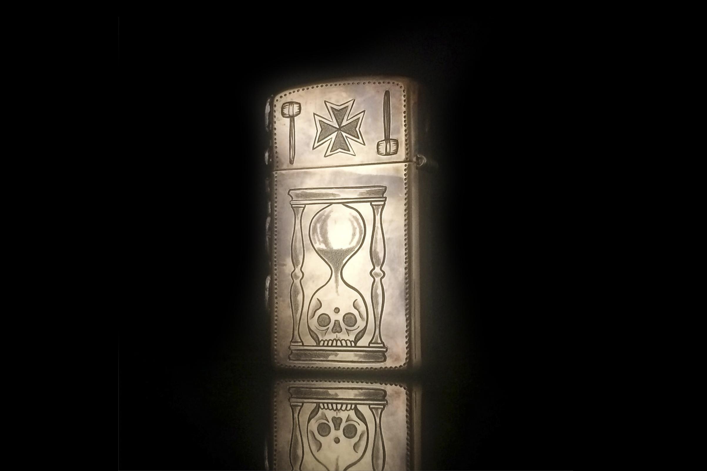 zippo hourglass skeleton.jpg