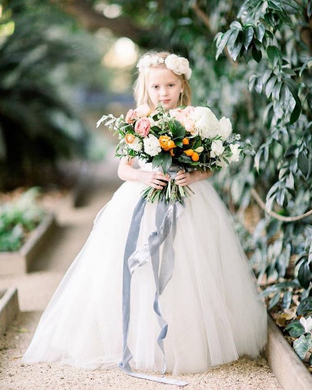 Well this doll popped up in my memories today… So I can't let the day close out without sharing  a favorite photo of my favorite flower girl 💕