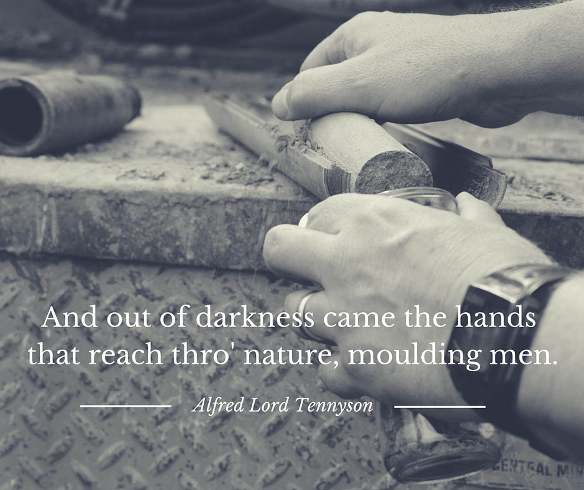 Tennyson quote