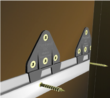Split Rail Clip
