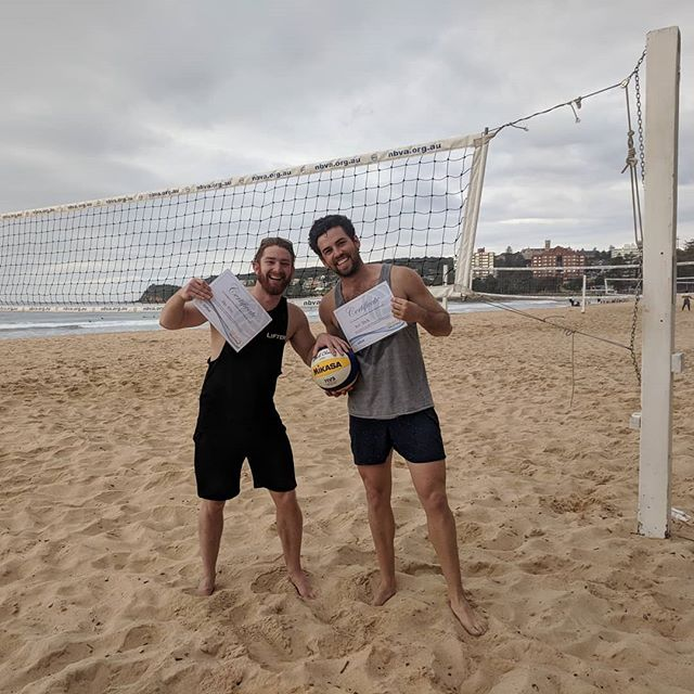 Trying out new sports has been so much fun over the last few years since stopping full time ultimate frisbee. Beach volleyball is definitely a keeper! I have just finished 6 weeks of beginner beach volleyball classes with beachvolleyball.com.au at Manly Beach. Would recommend!