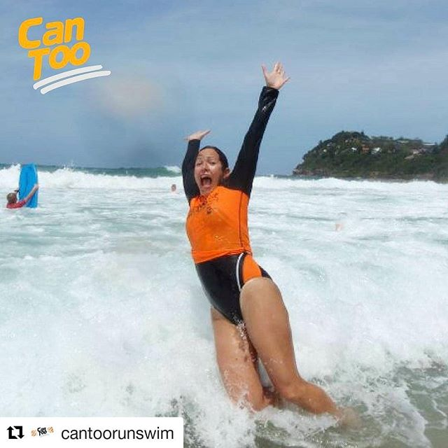 If you have ever considered trying out ocean swimming.. Don't hesitate. Just sign up. @cantoorunswim  #Repost @cantoorunswim ・・・ Dive in, Swim registrations open at midday today!  Sign up to a 14 week Can Too Sydney Ocean Swim program.  Training starts in November, but spots fill quickly.  Don't miss out, sign up today.  https://www.cantoo.org.au/events/sydney-ocean-swim #OceanSwim #CanTooRunSwim #Cancerresearch