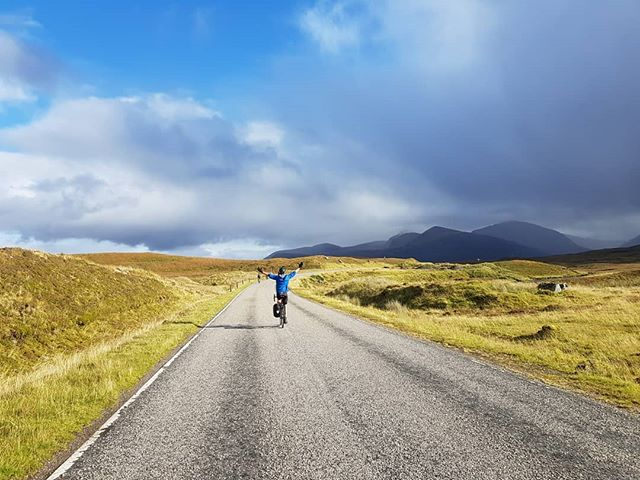 800km of cycling (with 10700m elevation) around the north of Scotland done and now I'm back home.  Such a beautiful part of the world that I would recommend to anyone looking for a scenic ride or drive. I'll be in the clinic as usual this week on Wednesday and Friday.