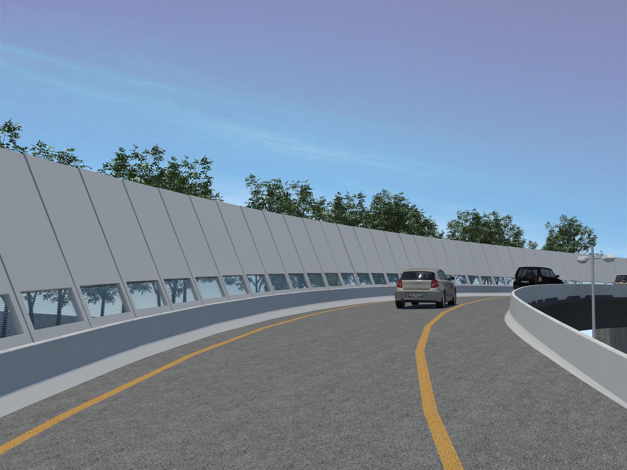 Noisewalls on viaduct.jpg