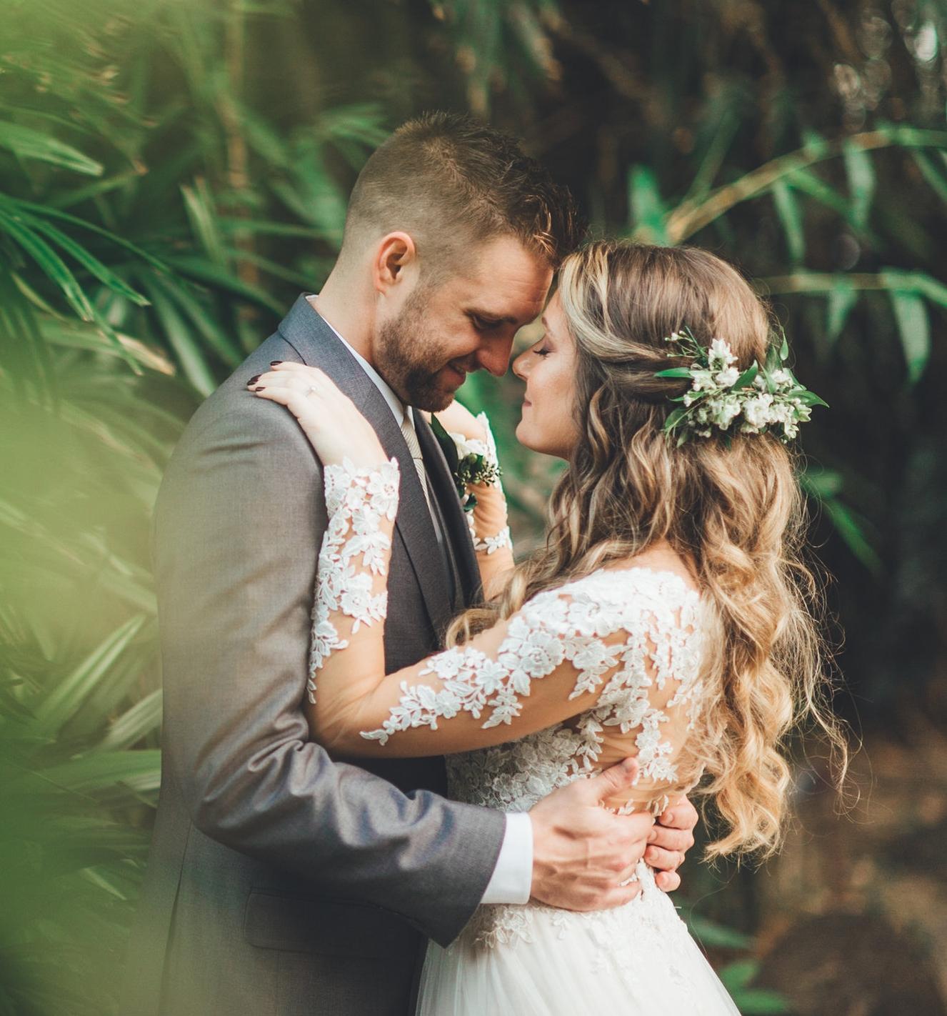 Lauren & Ken, November 2017, Married