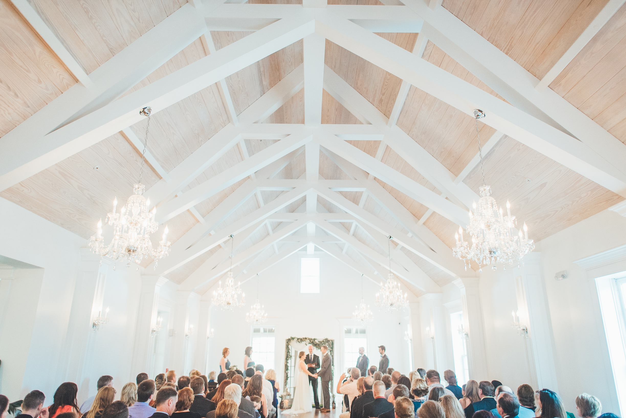 The White Room , Saint Augustine, Florida. Wedding Photography by  Bow Tie Photo