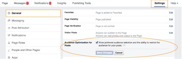 increase organic reach on Facebook
