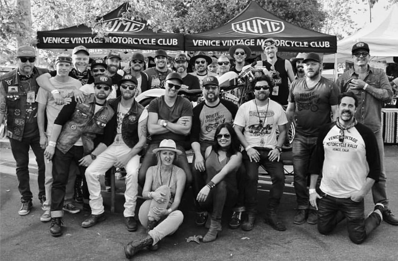 RALLY — Venice Vintage Motorcycle Club