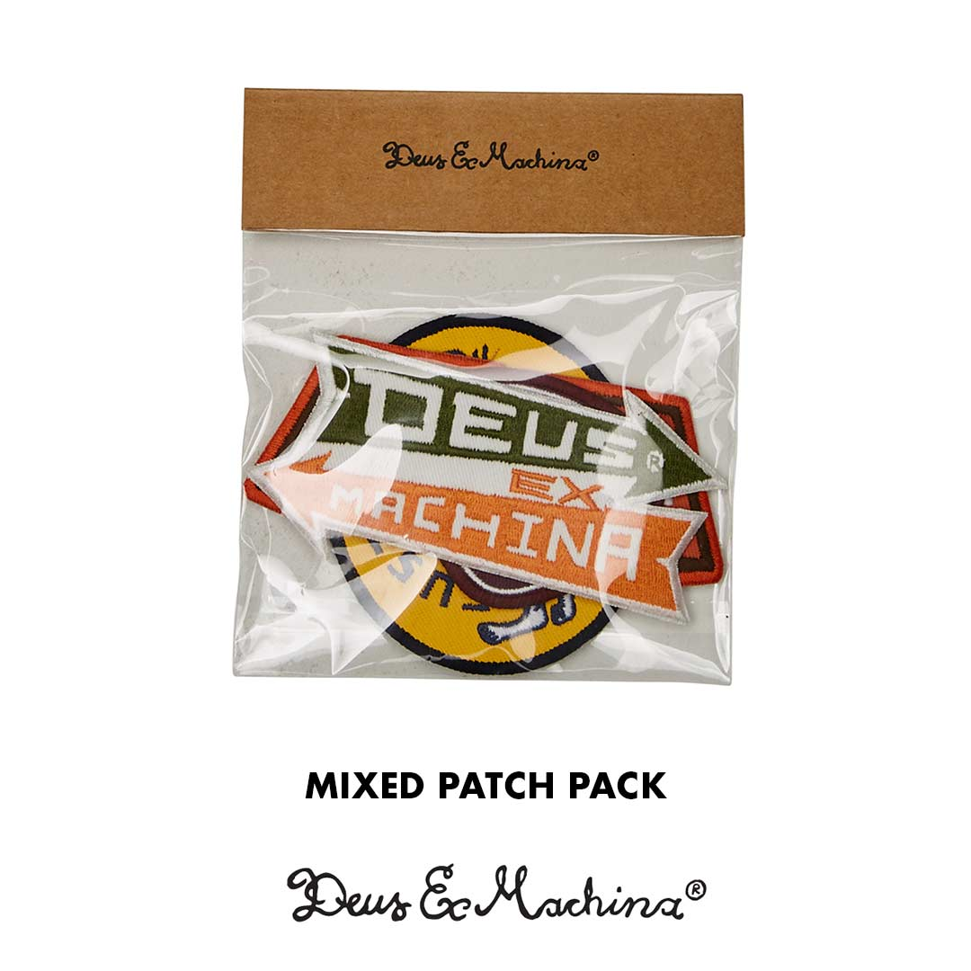 MIXED PATCH PACK