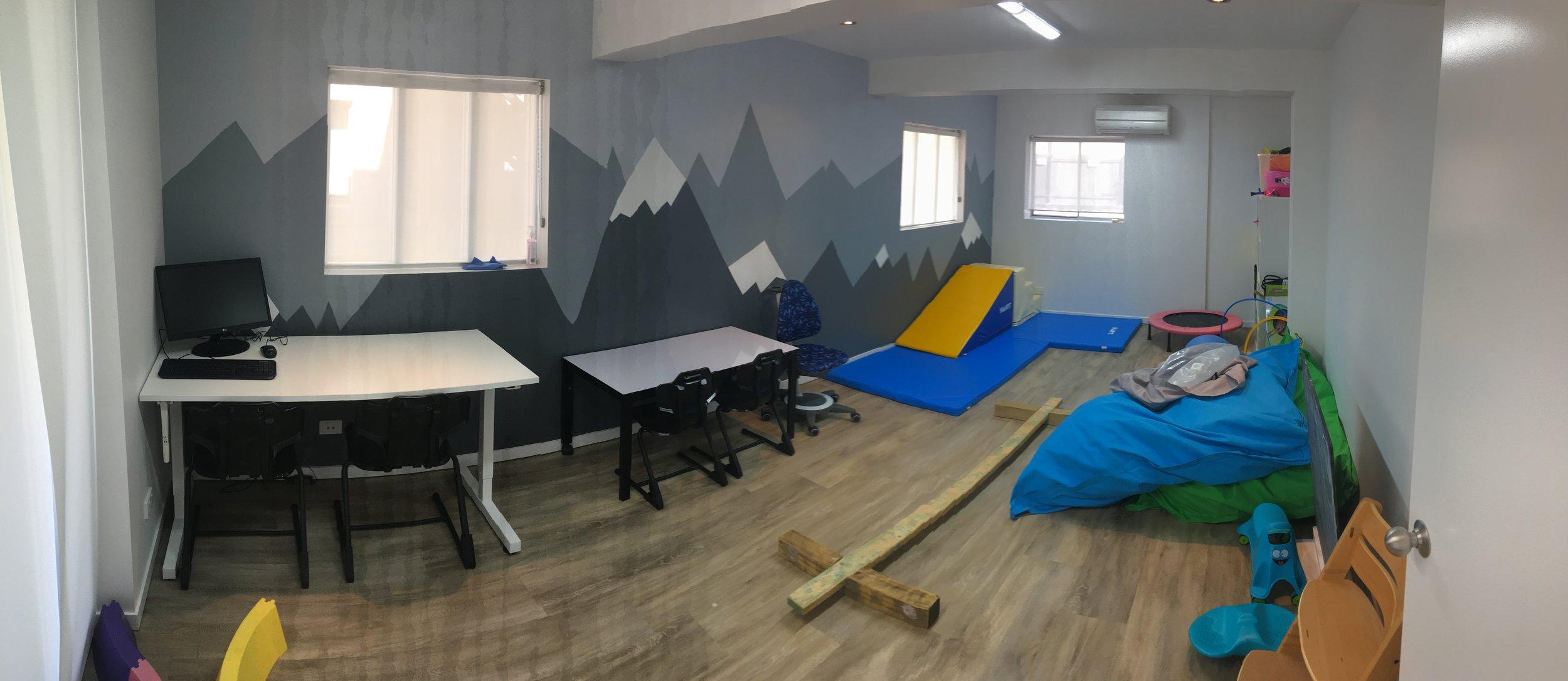 Noosaville OT Therapy Room