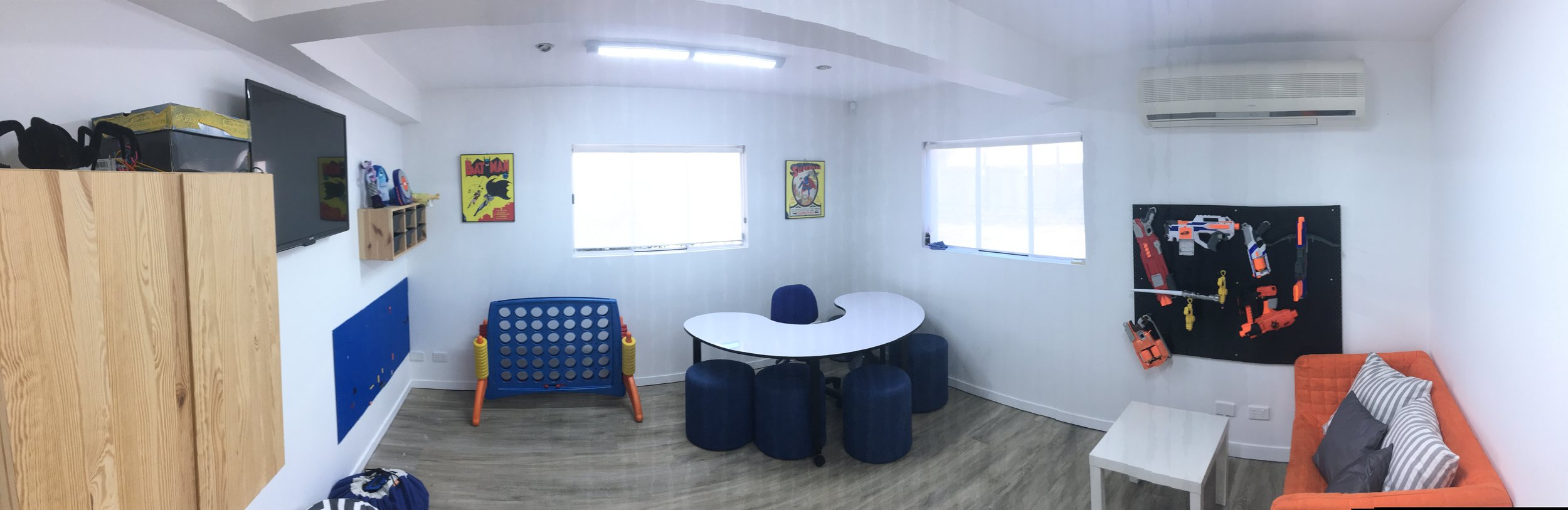 Noosaville Therapy and Telehealth Room