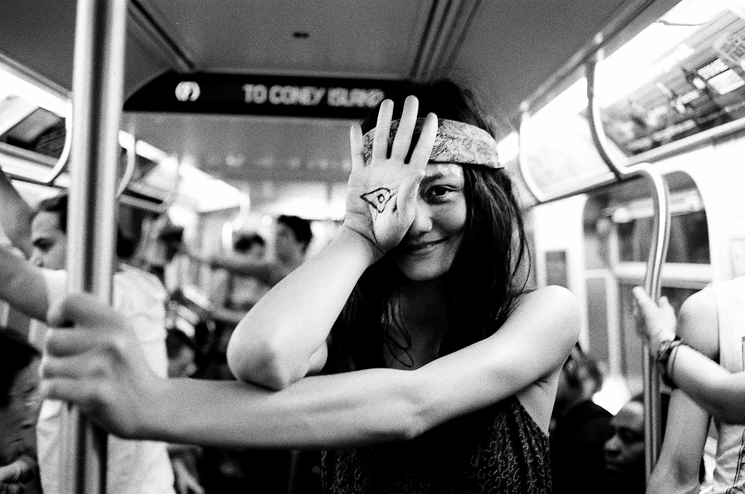 Rachel Rutt, New York