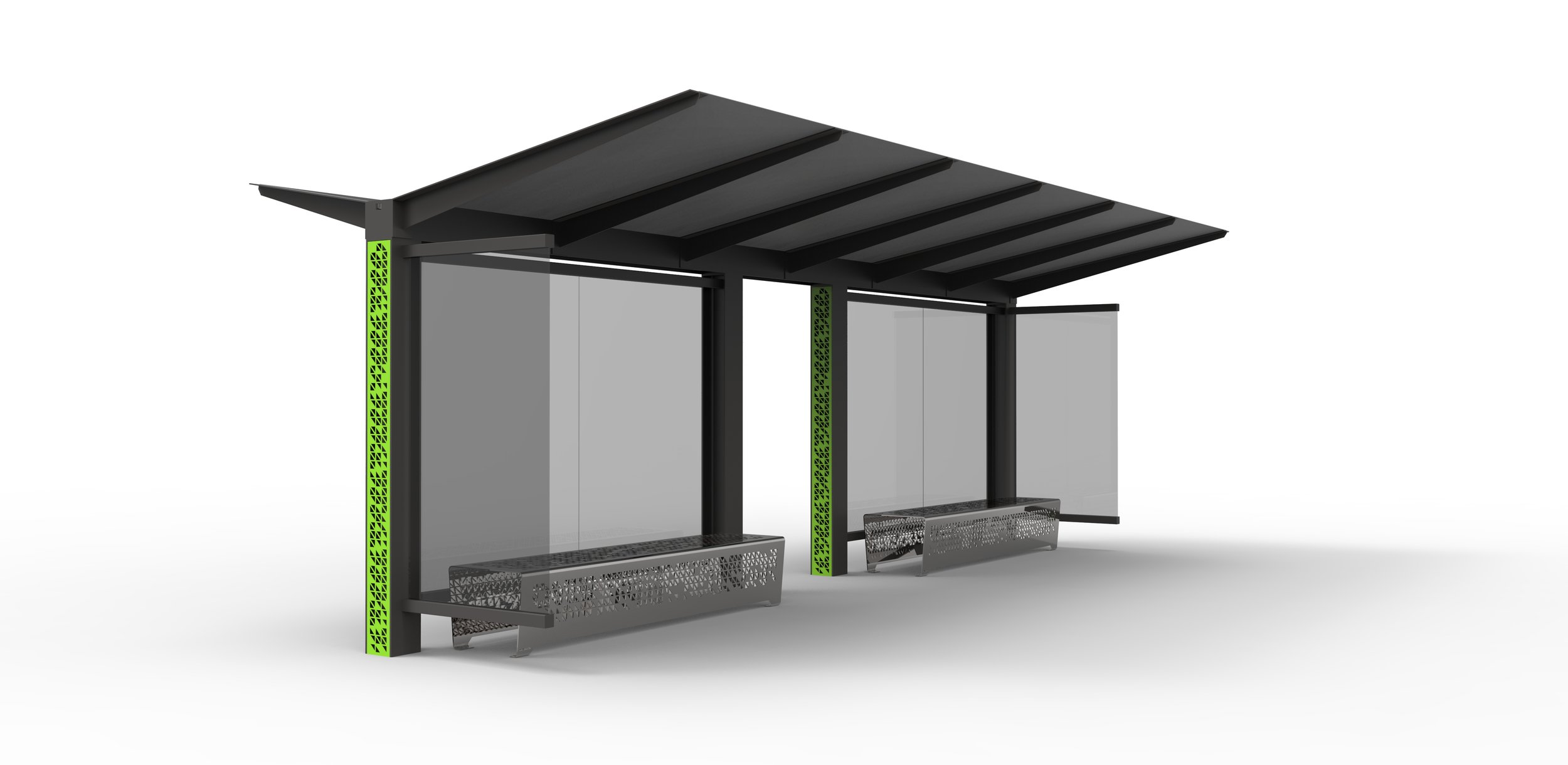 Walkspace SH_01 Shelter