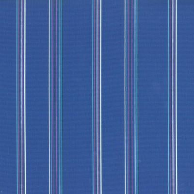 Terrace Ultramarine   73% polyester/ 27% acrylic    140cm |  Vertical Stripe    Indoor/Outdoor