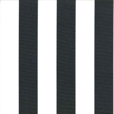 Veranda Jet   73% polyester/ 27% acrylic    140cm |  Vertical Stripe    Indoor/Outdoor