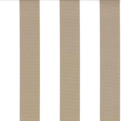 Veranda Mushroom   73% polyester/ 27% acrylic    140cm |  Vertical Stripe    Indoor/Outdoor