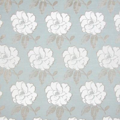 Bardot Azure  58% polyester/ 42% cotton  140cm   48cm  Curtaining