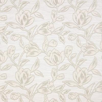 Hepburn Ivory  58% polyester/ 42% cotton  140cm   25.4cm  Curtaining