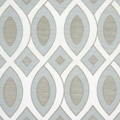 Valentine Azure  58% polyester/ 42% cotton  140cm   41cm  Curtaining