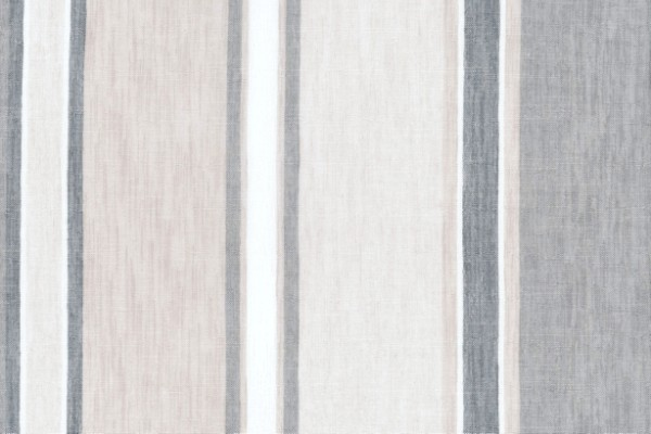 Luna Smoke  100% Polyester  300cm drop | Vertical Stripe