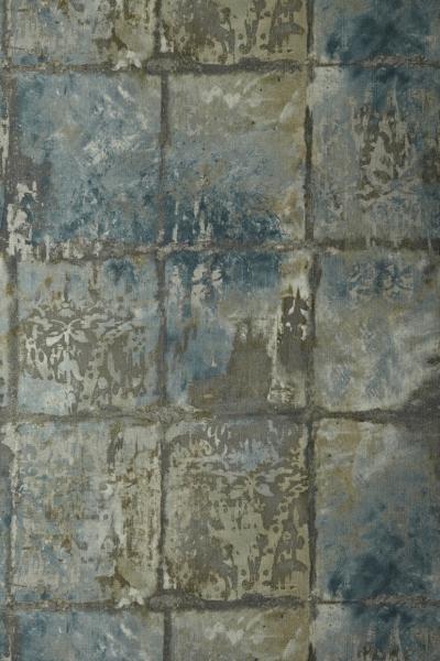 Ceramica Moonstone  100% paper  53cm wide   64cm repeat  Wallpaper