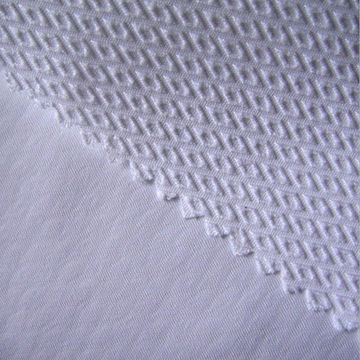 DOBBY | A cloth produced by a loom enabling small geometrical patterns to be woven.