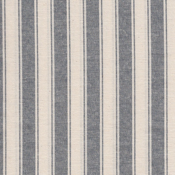 TICKING | A fabric made in plain, twill, satin or figured weave of cotton. Used for mattress covers, slip covers and upholstery.