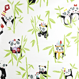 PLAYTIME   PANDA BAMBOO