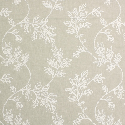 Trinity Parchment  58% Poly/24% Cott/ 18% Linen  138 (side rpts 131) | 32cm  Embroidered