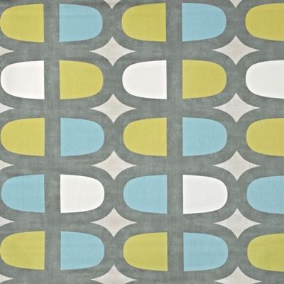 Docklands Fennel  100% Cotton  137cm wide | 64cm  Curtaining