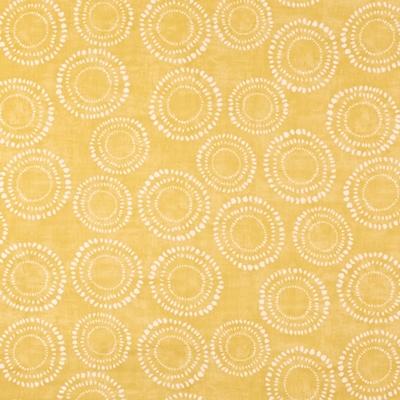 Embankment Saffron  100% Cotton  137cm wide | 64cm  Curtaining